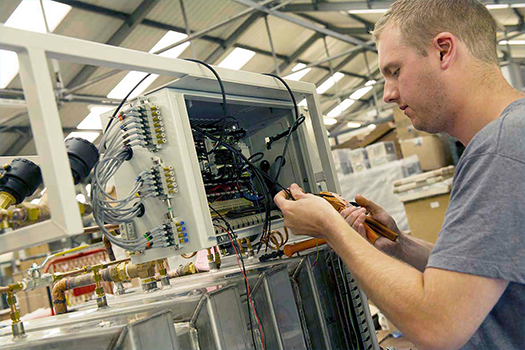 LTE Engineer re-wiring