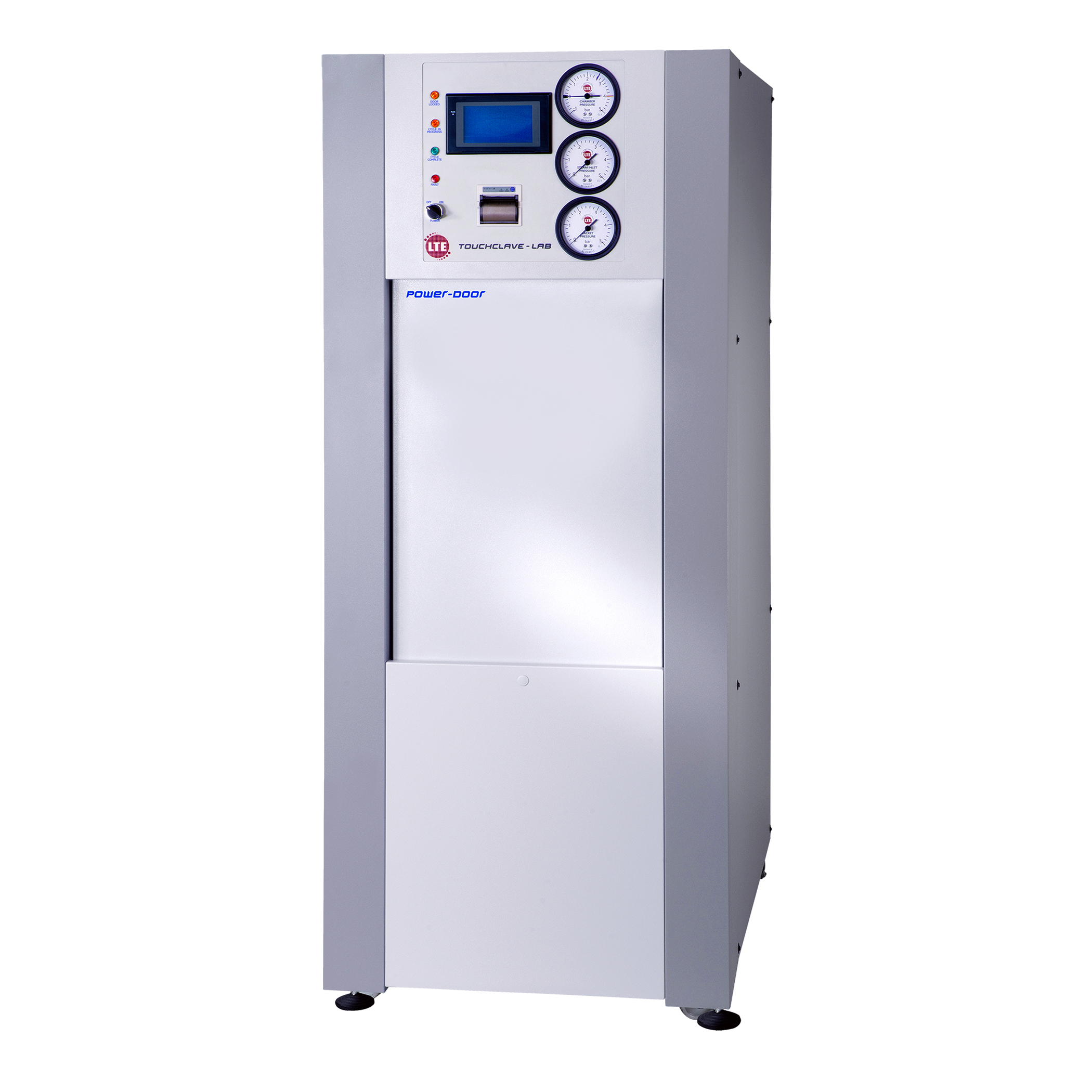 Touchclave Lab K Rectangular Autoclave