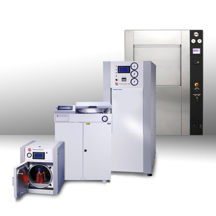 Space Saving Autoclaves